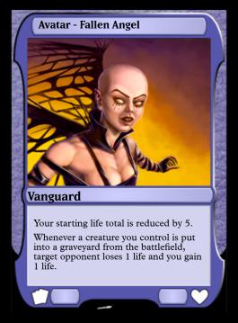 Avatar - Fallen Angel