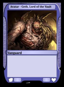 Avatar - Geth, Lord of the Vault