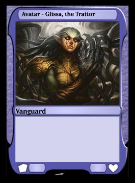Avatar - Glissa, the Traitor