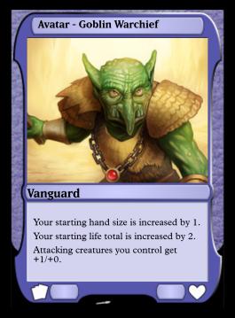 Avatar - Goblin Warchief