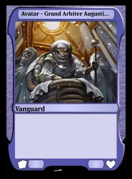Avatar - Grand Arbiter Augustin IV