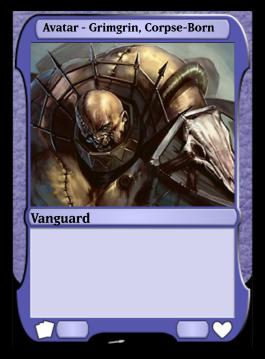 Avatar - Grimgrin, Corpse-Born