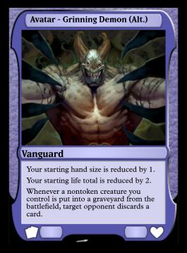 Avatar - Grinning Demon (Alt.)
