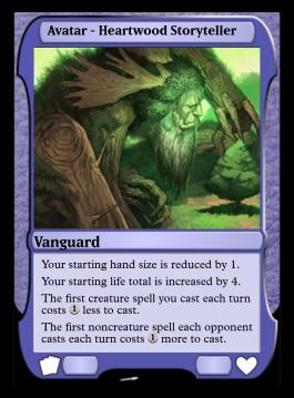 Avatar - Heartwood Storyteller