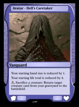 Avatar - Hell's Caretaker
