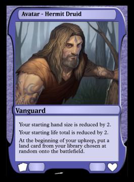 Avatar - Hermit Druid