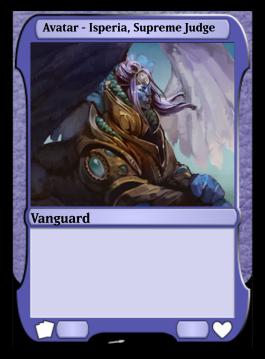 Avatar - Isperia, Supreme Judge