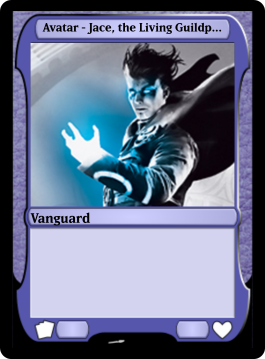 Avatar - Jace, the Living Guildpact