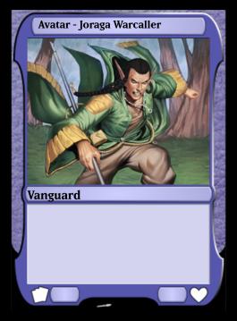 Avatar - Joraga Warcaller