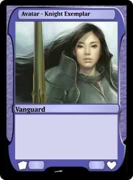 Avatar - Knight Exemplar
