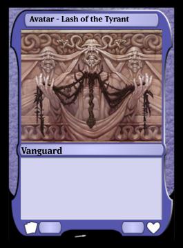 Avatar - Lash of the Tyrant