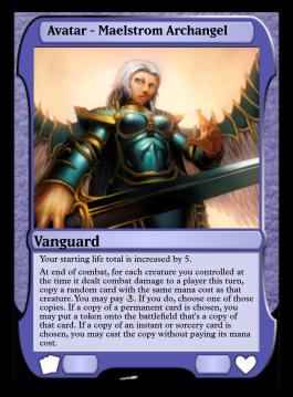 Avatar - Maelstrom Archangel