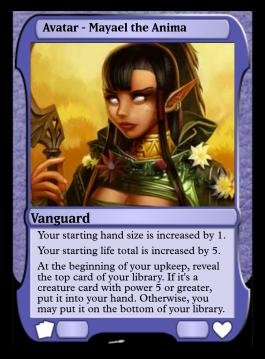 Avatar - Mayael the Anima