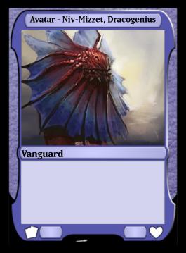 Avatar - Niv-Mizzet, Dracogenius