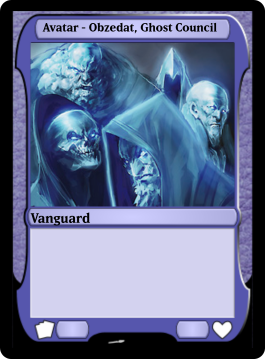 Avatar - Obzedat, Ghost Council