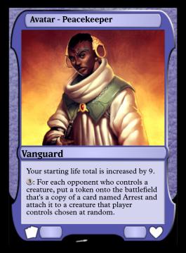 Avatar - Peacekeeper
