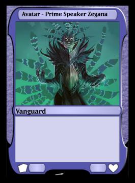Avatar - Prime Speaker Zegana