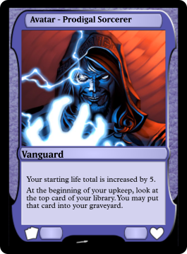 Avatar - Prodigal Sorcerer