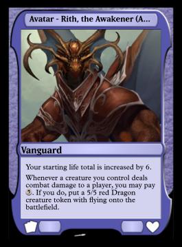 Avatar - Rith, the Awakener (Alt.)
