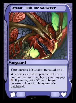 Avatar - Rith, the Awakener