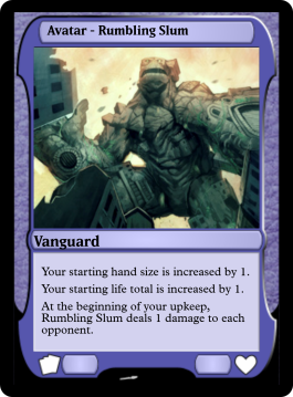 Avatar - Rumbling Slum