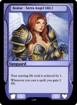 Avatar - Serra Angel (Alt.)