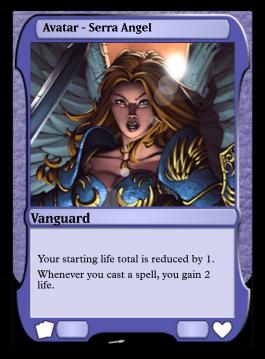 Avatar - Serra Angel