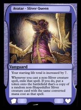 Avatar - Sliver Queen