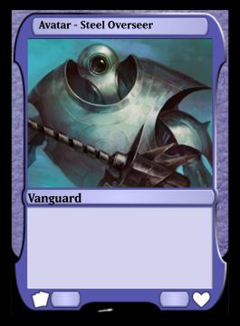 Avatar - Steel Overseer