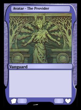 Avatar - The Provider