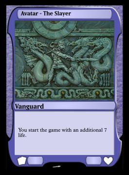Avatar - The Slayer