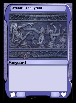 Avatar - The Tyrant
