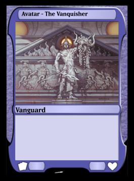 Avatar - The Vanquisher