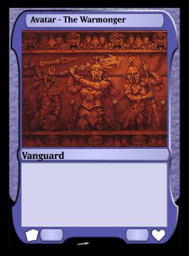 Avatar - The Warmonger