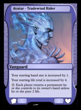 Avatar - Tradewind Rider
