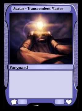 Avatar - Transcendent Master