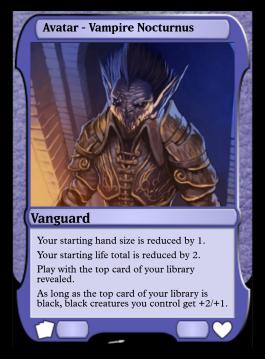 Avatar - Vampire Nocturnus