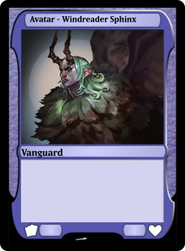 Avatar - Windreader Sphinx