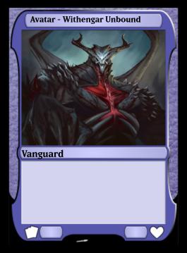 Avatar - Withengar Unbound