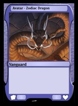 Avatar - Zodiac Dragon