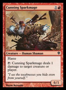 Cunning Sparkmage