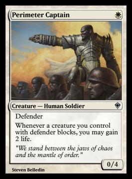Perimeter Captain