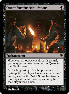 Quest for the Nihil Stone